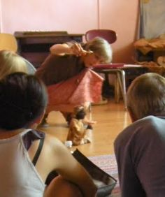 Bending Birches: Puppets and Puppetry