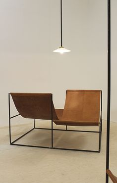 Part of Muller Van Severen's stunning collection at Interieur 2012.