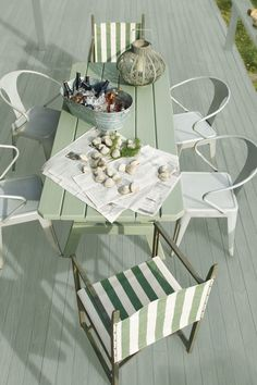 5 Easy Ways to Update Your Outdoor Living Space With Paint  - CountryLiving.com