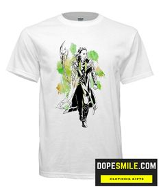 Do You Looking for Comfort Clothes? Loki Original Art T-Shirt is Made To Order, one by one printed so we can control the quality. Loki Movie, Movie T Shirts, Grey And White, Black, Comfortable Outfits, Direct To Garment Printer, Shirt Style, Screen Printing, Digital Prints