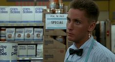 """i miss generic product labeling. thanks repo man/ I know huh...Used to make me laugh like in the movie the canz labeled """"food""""...WTF?"""