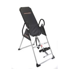 Ease Tension On Your Back, For Better All Around Health With This Inversion  Table From Sunny Health Fitness. This Deluxe Inversiou2026
