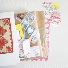 stamps, paper goods & more