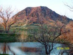 Bear Butte Lake, my own photo
