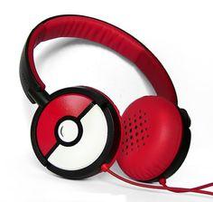 Headphone Pokebola – Temos que escutar!