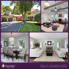 Deirdre O'Connor, Realtor helped her clients find this stunning 5 bedroom, 5.5 bath Newton home. Dwell360 wants to help you find your dream home - won't you give us a call? #sold #realestate #Newtonma #Boston #Dwell360