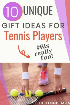 These tennis gifts are perfect for the girls on your tennis team. They are fun and inexpensive. Gift ideas any tennis player would love. Tennis Bags, Tennis Gear, Tennis Gifts, Tennis Clothes, Sport Tennis, How To Play Tennis, Tennis Funny, Tennis Equipment, Tennis Workout