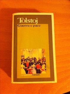 Guerra e pace - Lev Tolstoj - Garzanti