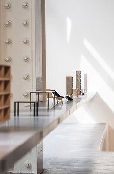 Maarten van Severen installation by OMA Architects in Milan 2014 + Lensvelt Ventura Lambrate (3)