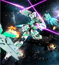 Gundam Unicorn