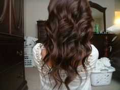 Layered Brunette Hair - Hairstyles and Beauty Tips