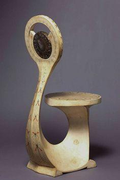 Carlo Bugatti: Furniture as Futuristic Sculpture / ApartmentTherapy.com