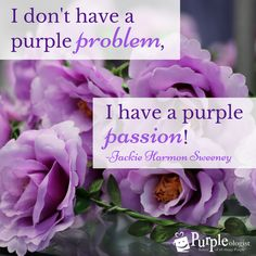 11 Purple Quotes To Share With Those Who Love Purple!