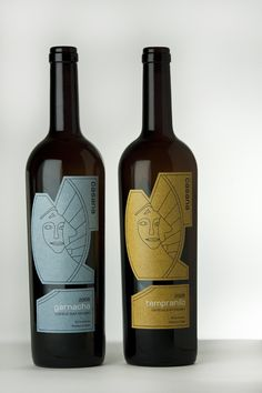 Casana - wine labels on Behance