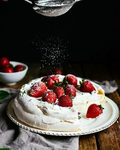 Everyone needs more pavlova in their life!  especially on a…