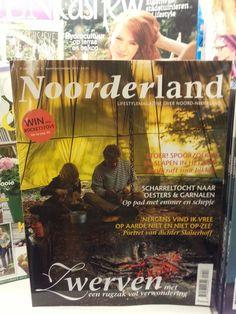 Noorderland zwerven