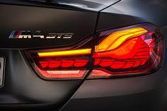 BMW M4 GTS - optique arrière / rear light