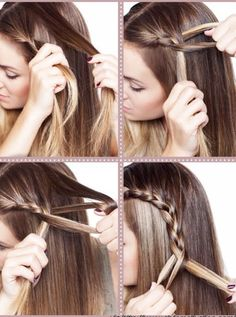 easy and hair styles instructie kapsels zoeken haar 2809