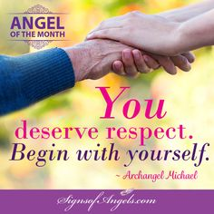 Respect yourself and you will show others how to do the same.  So often people take advantage of us because we do not require respect. It is time for you to begin to respect yourself.