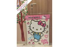 Hello Kitty falmatrica Hello Kitty, Snoopy, Fictional Characters, Art, Art Background, Kunst, Performing Arts, Fantasy Characters, Art Education Resources