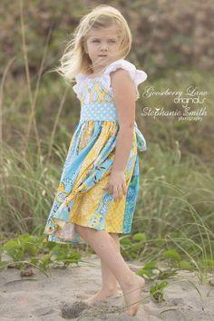 Gooseberry Lane Originals Annabelle Flutter by GooseberryLane, $55.00