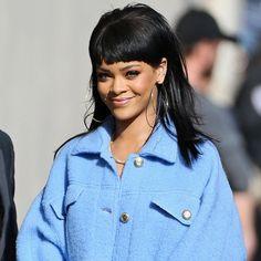 Pin for Later: Rihanna Prend Sa Revanche Sur Jimmy Kimmel Avec un Joli Poisson D'Avril