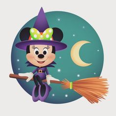 Witch Minnie