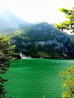 Lake Molveno, Trento Italy