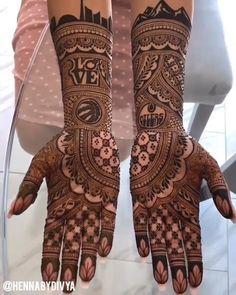 Arabic Bridal Mehndi Designs, Wedding Henna Designs, Rajasthani Mehndi Designs, Rose Mehndi Designs, Engagement Mehndi Designs, Legs Mehndi Design, Full Hand Mehndi Designs, Mehndi Designs 2018, Henna Art Designs