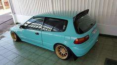 Honda civic eg Civic Jdm, Honda Civic Hatchback, Honda Crx, Honda Civic Si, Tuner Cars, Jdm Cars, Import Cars, Japanese Cars, Amazing Cars