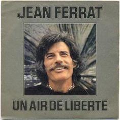 Jean Ferrat Jean Ferrat, Jukebox, A Good Man, Jeans, Air, Houle, Portrait, French Songs, Female Singers