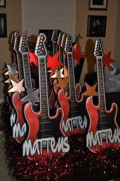 "Photo 1 of 26: Rock Star / Birthday ""Matteus' 1st Birthday Bash"" | Catch My Party"