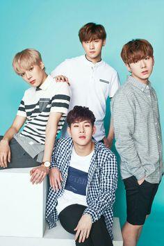 Im,Minhyuk,Kihyun,Jooheon ♡