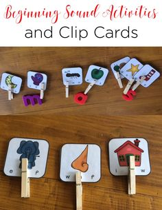 Beginning letter sounds and fine motor skills are just something that it seems I always revisit with teaching Kindergarten.  I wanted to create something that would focus on both and also be flexible to be used by students independently and in small groups or for RTI purposes.       Are your kiddos needing thisMore