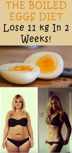 11 kg in 2 weeks with this amazing egg diet (Complete menu for 14 days) – Chasing Rainbows