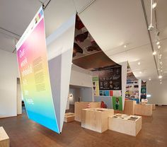 Masters of Design exhibition display