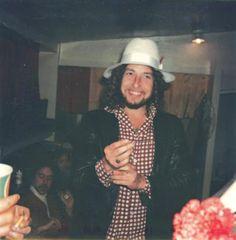 a classy gentleman always wears a fine hat.
