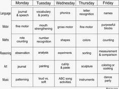 Little Stars Learning: My Preschool Curriculum Curriculum Planner, Pre K Curriculum, Daycare Curriculum, Lesson Planner, Creative Curriculum, Homeschooling, Preschool At Home, Preschool Lessons, Preschool Classroom