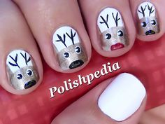 Christmas Decoration for fingernails
