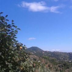 #View of the #Monte #Giove #landscape #autumn #october in #rionellelba #RioElba #tuscany #instatuscany #igerselba #elba #isoladelba #islandofelba #iledelbe #inselelba #elbadascoprire #italia365 #ilikeitaly #IloveElba