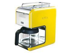 Kenwood CM 028 Gelb Kaffeemaschine / Boutique-Serie / Gelbsparen25.com , sparen25.de , sparen25.info