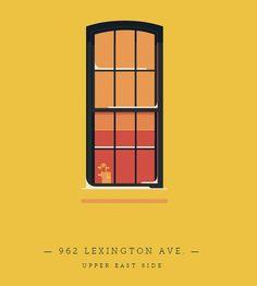 Windows of New York de José Guizar