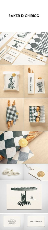 Baker D. Chirico #packaging #branding #marketing PD