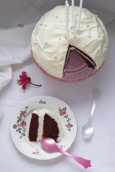Red Velvet Cake De Martha Stewart Receta To Be Gourmet