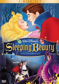 Sleeping Beauty (Movie 1959) Disney's classic adaptation of the fairy tale of a princess cursed by the wicked witch. With the help of fairies, she may survive... Keep in mind this is the earliest of all the Disney princess tales so the quality isn't comparable to what you'd see in Belle or Tangled.. but this story is timeless and a must see! ...just maybe not over and over again.