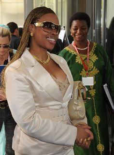 Royal Swazi Wife #3 Inkhosikati LaMbikiza, nee Sibonelo Mngomezulu (Born: 1969, Married: 1986). She is the first wife chosen by the king himself. She is a Law School graduate, and founder of the Lusito Charity organization and the Director of the Swazi Royal Initiative to Combat AIDS (RICH).  Children: (1) Daughter: Princess Sikhanyiso Dlamini; and (2) Son: Prince Jabree Dlamini (Lindani).