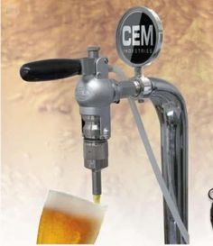 . Grifo FastBeer. Para llenar botellas de cerveza desde el barril directamente…