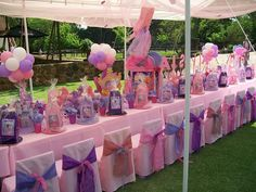 """""""Barbie and the 12 Dancing Princesses"""" by Treasures and Tiaras Kids Parties, via Flickr"""