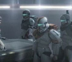 Delta Squad on Star Wars: The Clone Wars