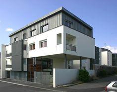 30 logements résidentiels / Ateliers de l'île / Brest